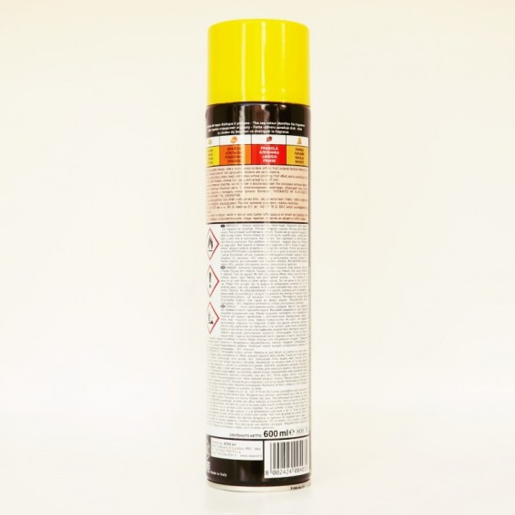 Plak Super Mat (600ml) Citron - Cockpit Spray matný efekt