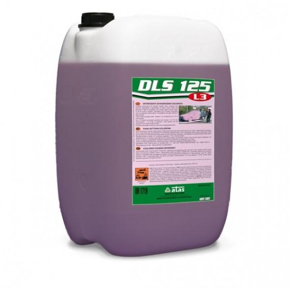 D.L.S 125 L3 (25kg) barevná aktivní pěna - červená