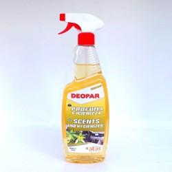Deopar | Vanilka | odstraňovač zápachů s vůní