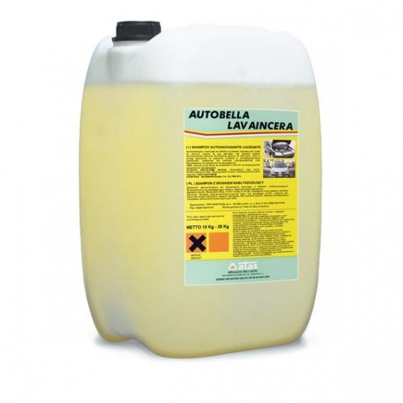 AUTOBELLA L.I.C. (25kg) - autošampon s voskem 1:100