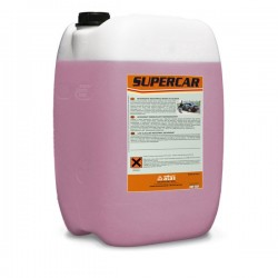 SUPERCAR | čistič pro samoobslužné mycí boxy | 25kg