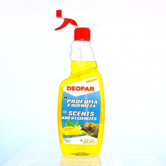 Autokosmetika Atas deopar Citron