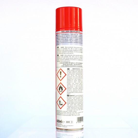 Autokosmetika Atas Fasco Spray - ochrana vnějších plastů a motorů