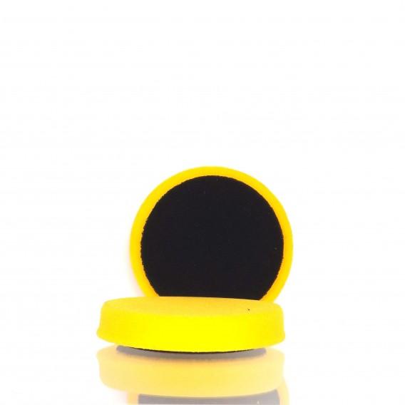 Leštící a brusný kotouč žlutý 125x25mm