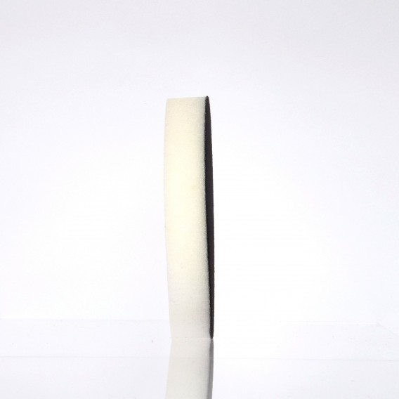 Leštící kotouč bílý (150x25mm)