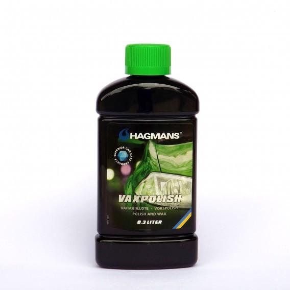 Autokosmetika pro detailing Hagmans Wax Polish