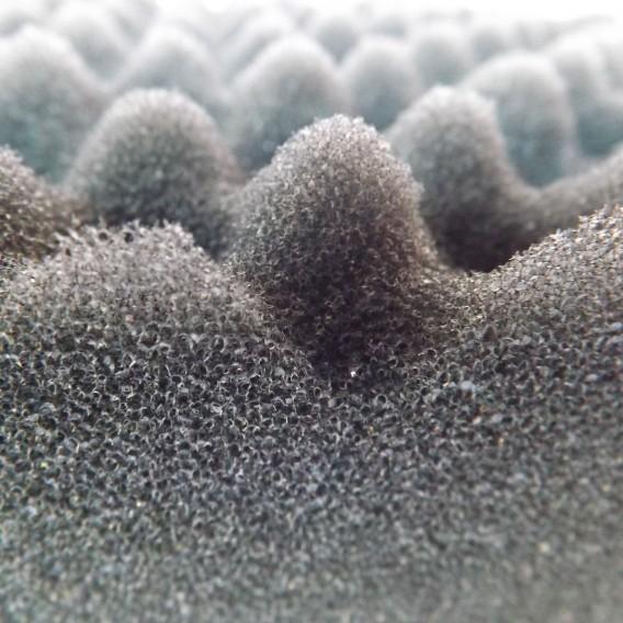 Detailing - Aplikační houba vlnitá