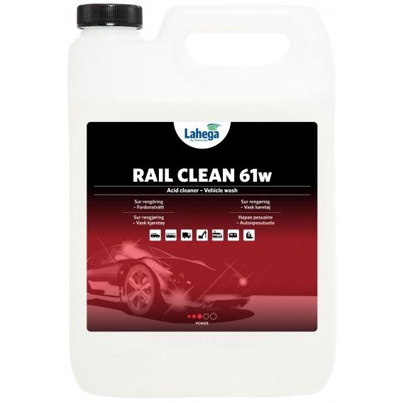 Profesionální autokosmetika RAIL CLEAN 5 ltr - odstraňovač náletové rzi