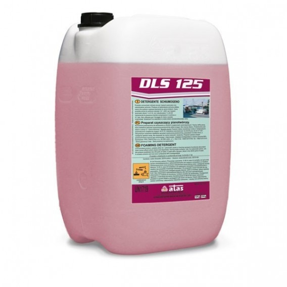 D.L.S. 125 (25kg) - aktivní pěna se sněžným efektem