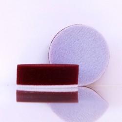 MINIPAD PRO FX BURGUNDY | vínově červený | 45 x 15 mm