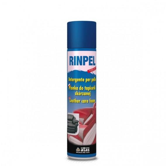 Autokosmetika Atas Rinpel - ošetření pravé kůže