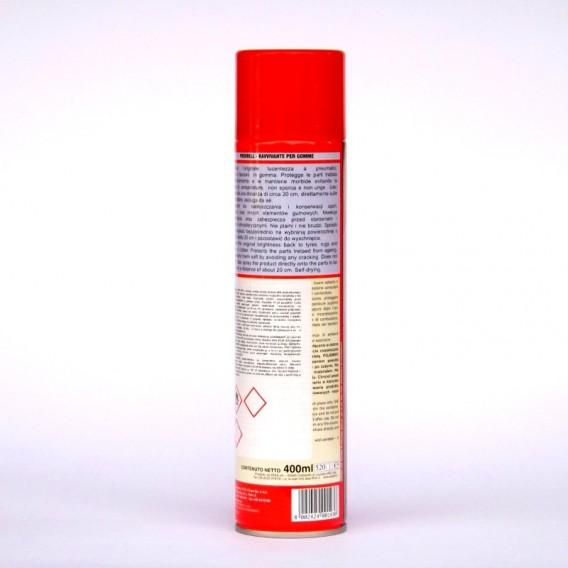 Autokosmetika Atas Pneubel Spray  400ml  - ošetření a leštění pneumatik
