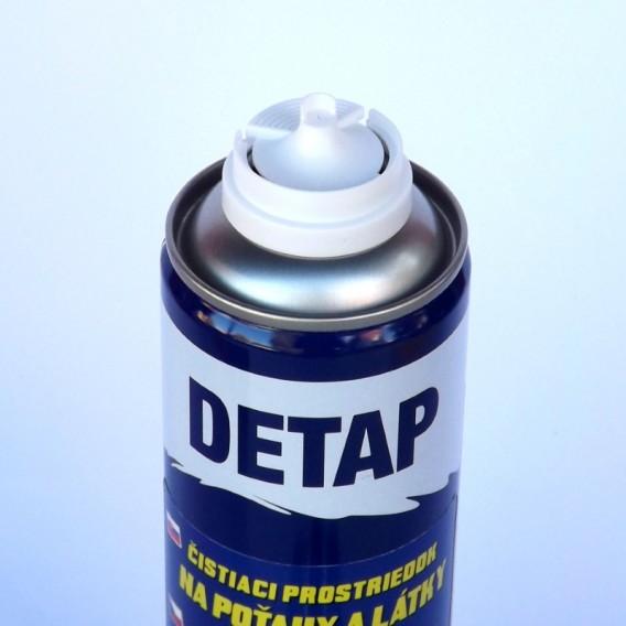 Detap Spray (400ml) - pěnový čistič čalounění