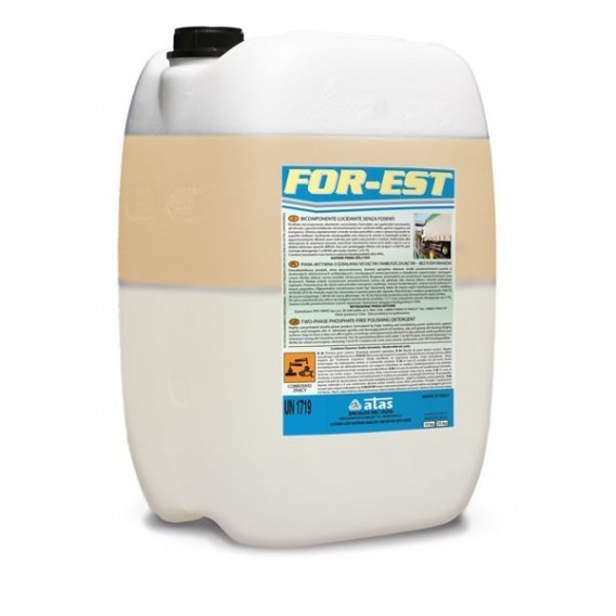 FOR-EST (5kg) - špičkový antistatický čistič