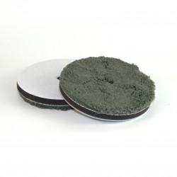 "NP MICROFIBER GREY | Micro Wool Pad střední | 130 x 10 mm | 5"""