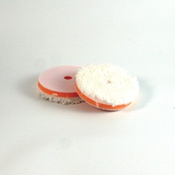Leštící kotouč NP MICROFIBER WHITE | kotouč s mikrovlákny bílý| 85 x 15 mm