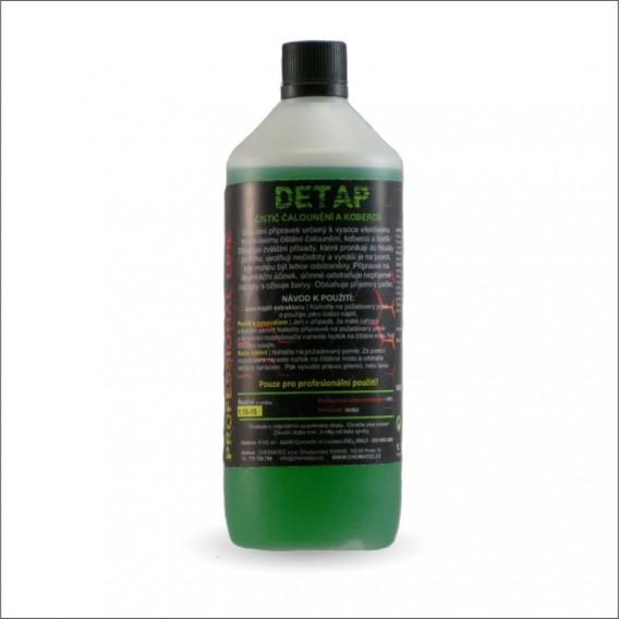 DETAP | tekutý čistič čalounění | 5ltr