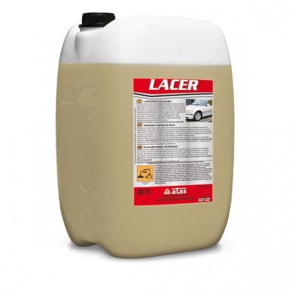 LACER (vzorek) - čistič disků kol - zásaditý