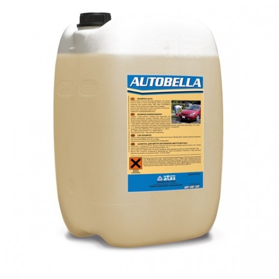 AUTOBELLA (vzorek) - autošampon