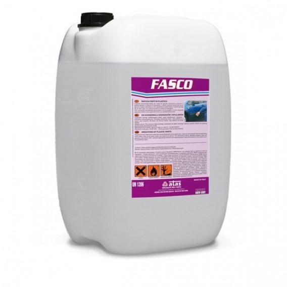 FASCO (vzorek) - ošetření vnějších plastů a motorů