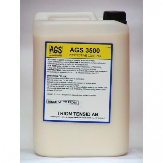AGS 3500 (5ltr) - antigraffiti nátěr - 5 letý