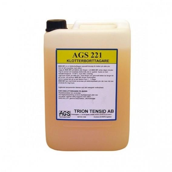 AGS 221 GEL (10tr) - odstraňovač graffiti z citlivých ploch