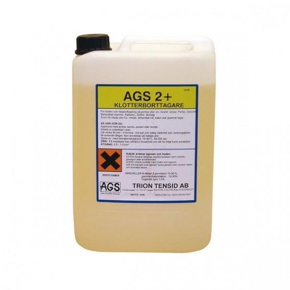 AGS 2+ (25ltr) - víceúčelový odstraňovač graffiti
