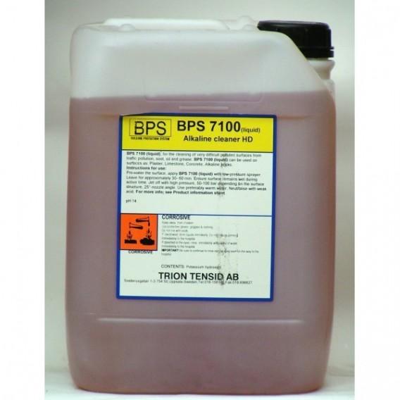 BPS 7100 (25ltr) - silný alkalický čistič