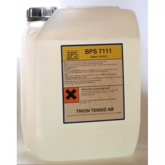 BPS 7111 (5ltr) - odstraňovač mechů, plísní a náletových dřevin
