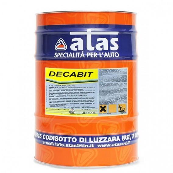 DECABIT (16kg) - odstraňovač asfaltu a samolepek
