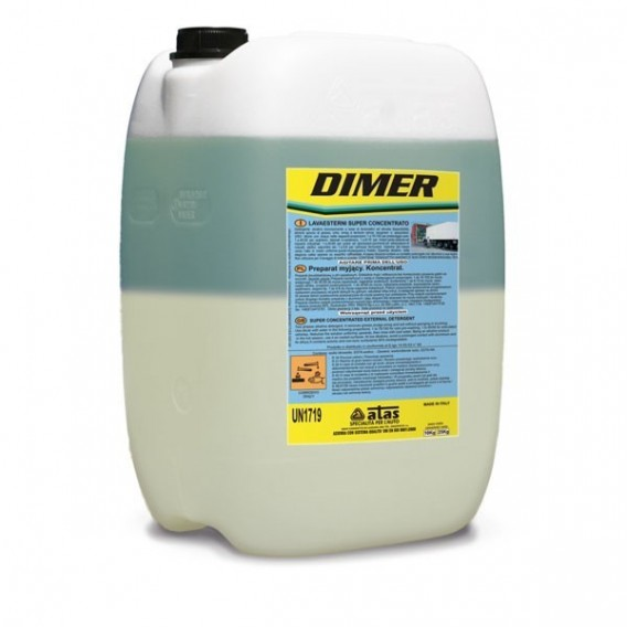 Autokosmetika DIMER |5kg| - superkoncentrovaný čistič a odmašťovač