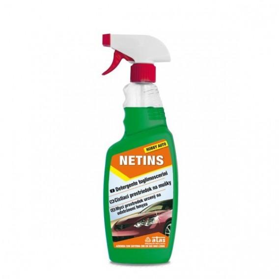 Autokosmetika Atas Netins - odstraňovač zbytků hmyzu