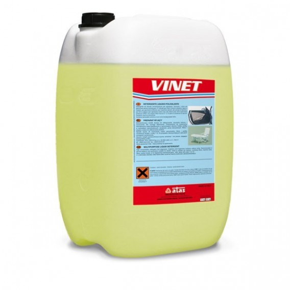 VINET (5kg) - extra účinný čistič plastů