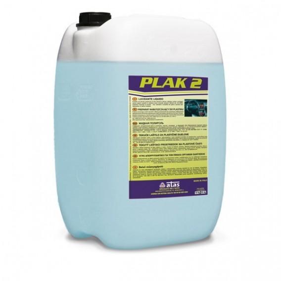 PLAK 2 (vzorek) - leštěnka na plasty