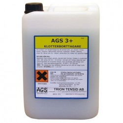 AGS 3+ (5ltr) - víceúčelový odstraňovač graffiti