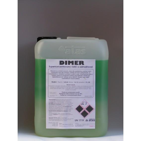Autokosmetika Atas DIMER |10kg| - superkoncentrovaný čistič a odmašťovač