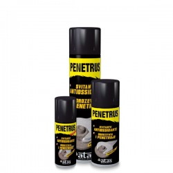 Penetrus | uvolňovač zaseklých mechanismů + mazivo