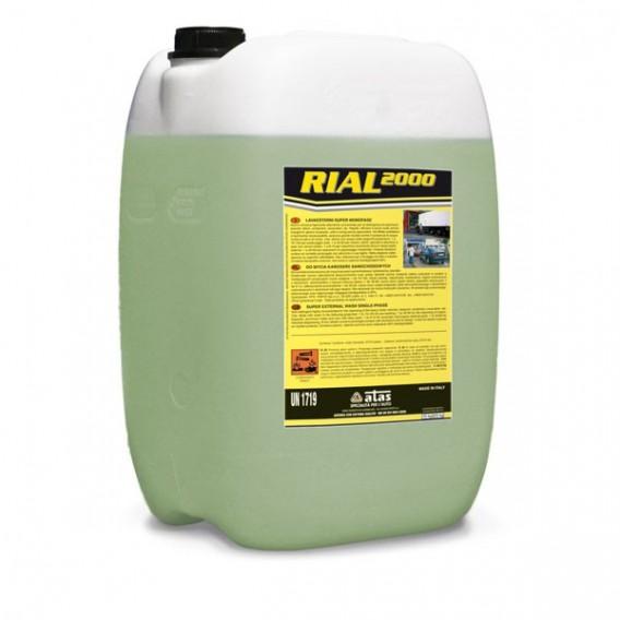 RIAL 2000 (10kg) - antistatický superkoncentrovaný čistič