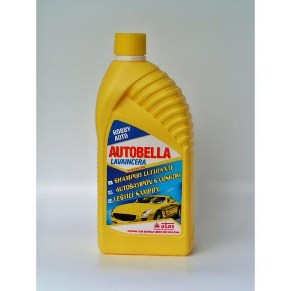 Autobella L.I.C. | 1 ltr | autošampon s voskem 1:100