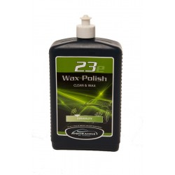 Lahega WAX POLISH 23e | péče o laky 2 v 1
