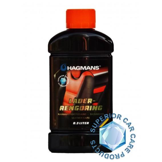 Autokosmetika Leather Care -špičková péče o pravou kůži