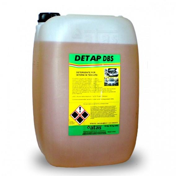DETAP DBS | tekutý čistič čalounění | vzorek zdarma
