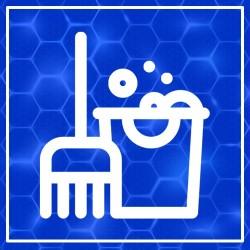 Přípravky pro čištění