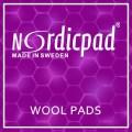 NORDICPAD WOOL PADS