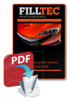 Katalog produktů FILLTEC PROFESSIONAL