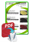 Katalog produktů NORDICPAD THINK LINE