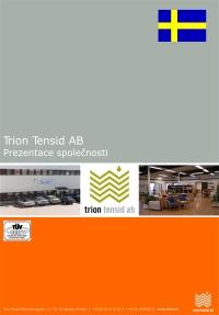 O firmě Trion Tensid